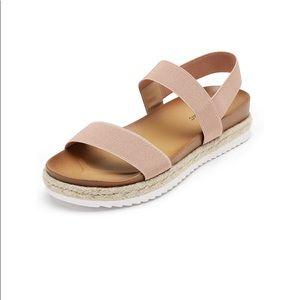 SALE🔥 Pink Espadrilles Spring Sandal Shoes
